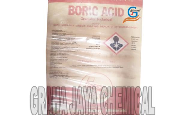 Boric Acid ex USA
