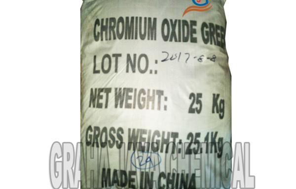 Chrome Oxide Green G17