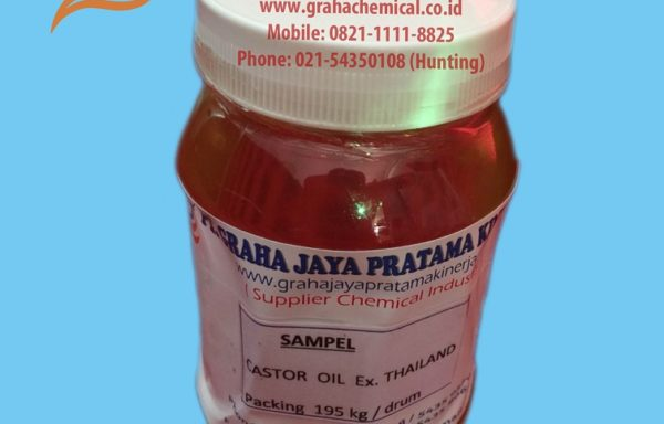 Castor Oil Ex Thailand