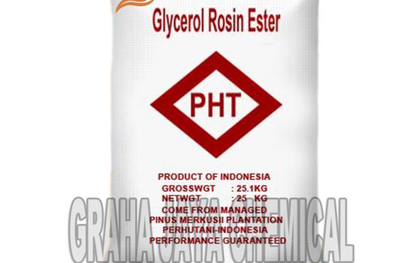 Glycerol Rosin Ester ex Indonesia