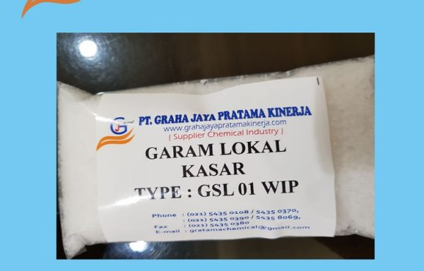 Garam Lokal Kasar