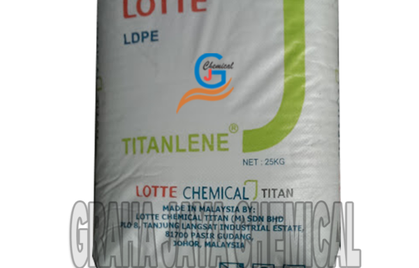 LDPE – Low Density Polyethylene Titanlene Ex Lotte