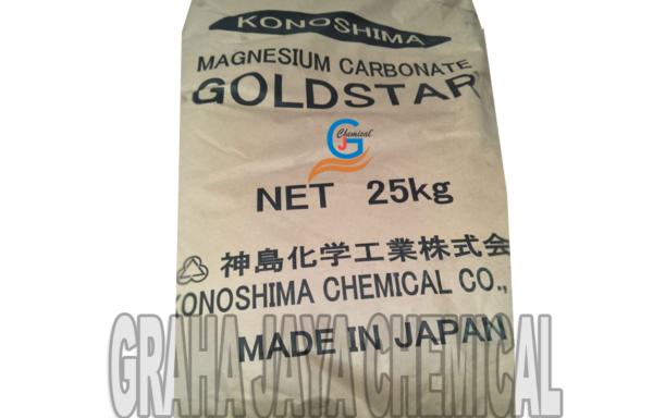 Magnesium Carbonate Konoshima ex Japan