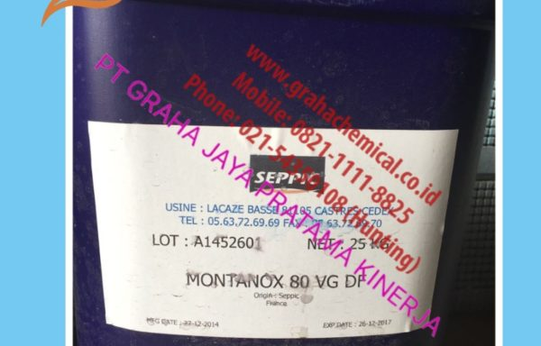 Montanox 80 VG DF
