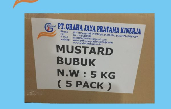 Mustard Bubuk