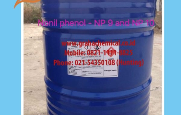 Nonil Phenol – NP 9 and NP 10