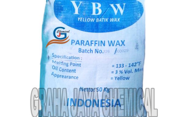 Paraffin Wax Yellow Batik Wax – Indonesia