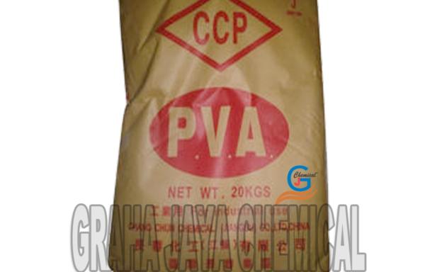 PVA – Polyvinyl Alcohol