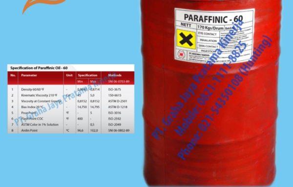 Paraffinic Oil 60%