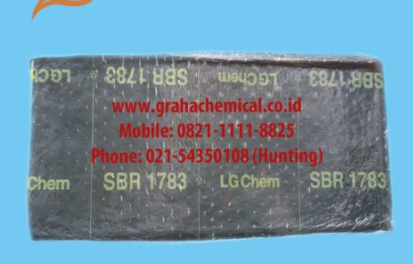 Syntetic Butadine Rubber (SBR) 1783 LG Chem