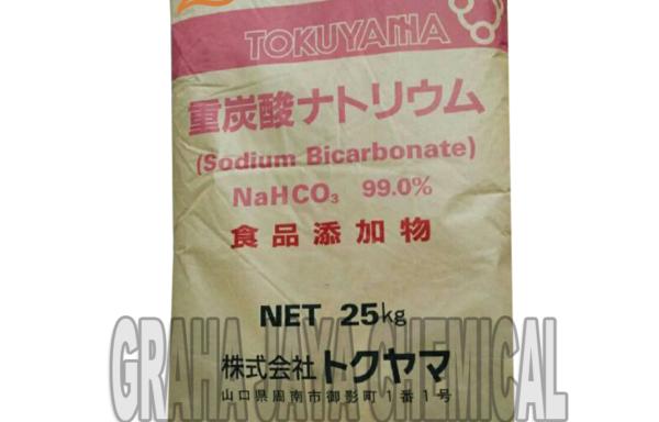 Sodium Bicarbonate 99% Ex Tokuyama Japan
