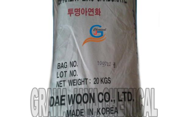 Zinc Carbonate Transparent ex Korea