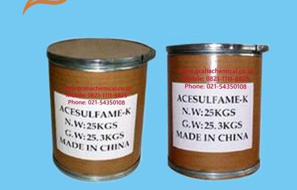 Acesulfame K – Sweetener