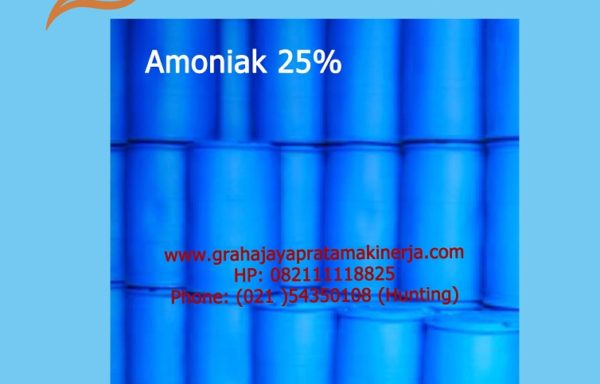 Amoniak 25% Liquid