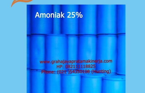 Amoniak 25% Liquid