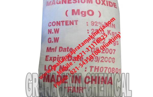 Magnesium Oxide Ex china