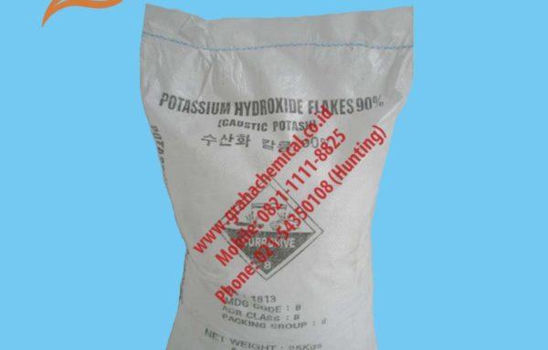 Potassium Hydroxide Flakes 90%
