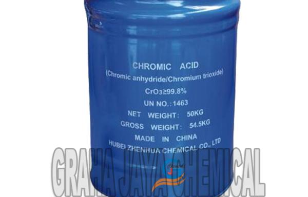 Chromic Acid Anhydrous