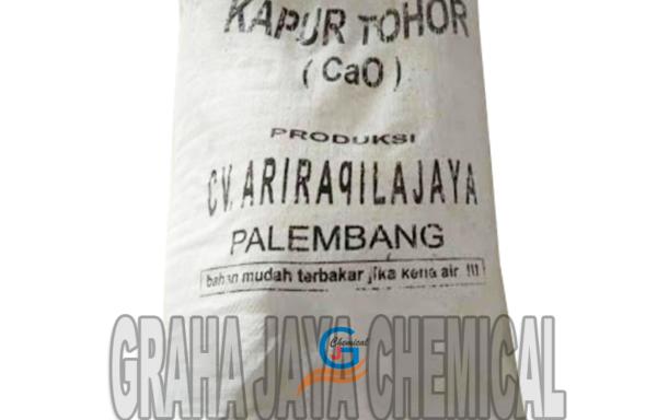 Calcium Oxide / kapur tohor