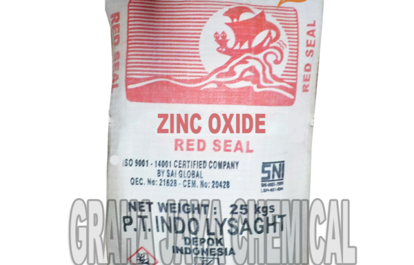 Zinc Oxide Red Seal